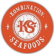 The Kombination Seafoods logo.